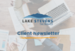 Letter to Our Clients May 2019 | Lake Stevens Tax Service