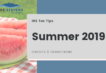 IRS Summer Tax Tips 2019 | Lake Stevens Tax Service