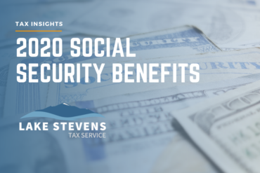 2020 Social Security Benefits | Lake Stevens Tax Service